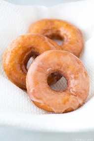 Receta Krispy Kreme Donut Copycat | Cocina con clase