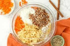 Ingredientes para magdalenas de gloria de la mañana