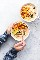 Receta fácil Instant Pot Pot White Chicken Chili receta de cena saludable | lecremedelacrumb.com