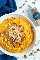 Receta fácil y vegana de puré de batatas con azúcar morena y canela con papas Instant Pot.