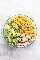 ENSALADA DE MAÍZ CON AGUACATE DE POLLO receta fácil y saludable | lecremedelacrumb.com