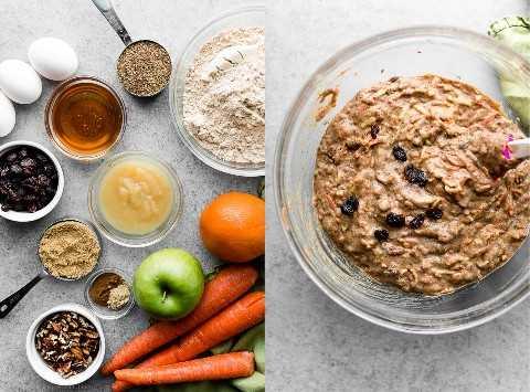 mañana gloria magdalenas ingredientes y masa