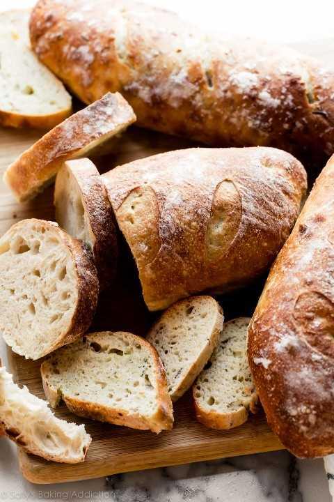 pan francés artesanal casero