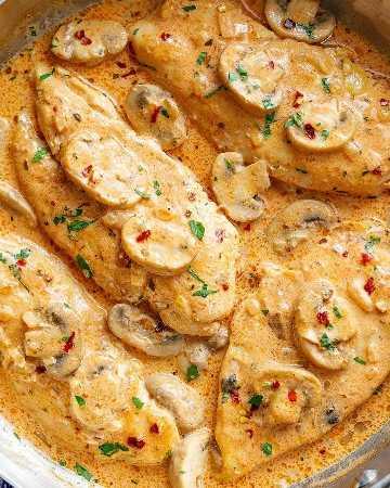 24 Deliciosas Recetas De Pechuga De Pollo Keto Para Mantenerte Encaminado Receta Fácil Y Saludable