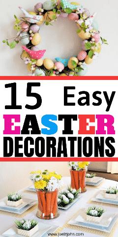 """Ideas de decoraciones de Pascua """"srcset ="""" https://juegoscocinarpasteleria.org/wp-content/uploads/2020/02/15-ideas-sencillas-de-decoraciones-de-Pascua-de-bricolaje-que.png 600w, https://juelzjohn.com/wp-content/uploads/ 2019/04 / easter-decorations-ideas-17-300x600.png 300w, https://juelzjohn.com/wp-content/uploads/2019/04/easter-decorations-ideas-17-400x800.png 400w """"tamaños = """"(ancho máx .: 600 px) 100vw, 600 px"""" data-pin-url = """"https://juelzjohn.com/easter-decorations-ideas/"""" data-pin-media = """"https://juelzjohn.com/wp -content / uploads / 2019/04 / easter-decorations-ideas-17.png """"data-pin-description ="""" Ideas de decoraciones de Pascua """"/></p> <p>No puede ser una publicación de decoración de Pascua sin mencionar los huevos de Pascua, ¿verdad? Es la actividad principal durante las vacaciones de Pascua. Los huevos de Pascua son una increíble adición a las coronas y centros de mesa. Incluso puede involucrar a los niños a pintar los huevos a mano, jugar con diferentes colores como rosas, rojos, azules suaves y verdes y también agregar algunos patrones divertidos</p> </p> <p><strong>Pascua floral</strong> <strong>Arreglo</strong></p> <p data-imagelightbox="""