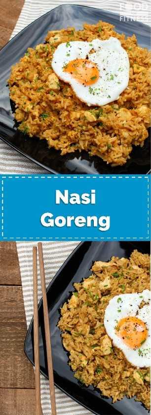 Receta Nasi Goreng | # Indonesia # pollo # receta
