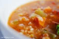 A MELHOR receita de sopa de lentilha |