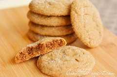 MELHORES Biscoitos de Gengibre Macios - Eles são realmente deliciosos e fazem a casa cheirar incrível!