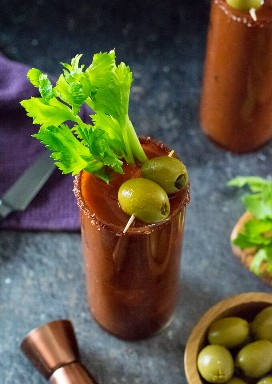 Bloody Mary Homemade Mix