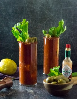 Receita Bloody Mary Mix