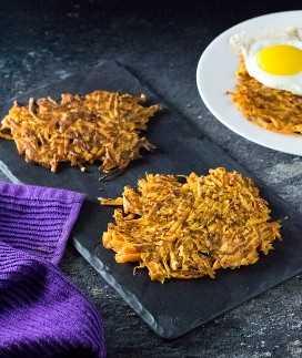 Como fazer croquetes de batata doce
