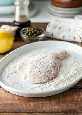 Cómo hacer pollo piccata