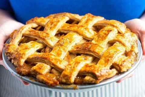 Nuestra tarta de manzana casera favorita desde cero