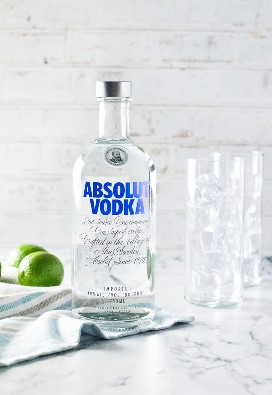 Vodka absoluta