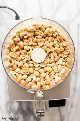 ¡Cómo hacer mantequilla de maní en casa! ¡Te mostraré cómo hacer la mejor y más fácil mantequilla de maní casera! ¡Nunca comprarás una tienda comprada de nuevo!