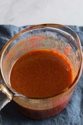 Cómo hacer salsa de caramelo