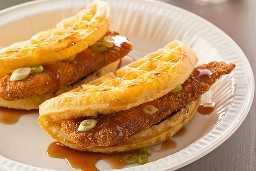 Resultado de imagen para Taco Waffles