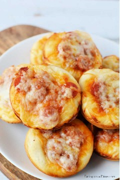 If you want a dinner that your family will love, try the Easy Pizza Cupcakes Recipe. These little pizza cupcakes are frugal and very tasty.