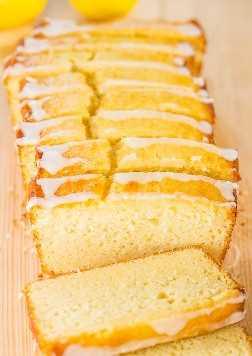 The Best Lemon Loaf (Copycat de Better-Than-Starbucks) - ¡Me tomó años, pero finalmente lo recreé! ¡Fácil, sin mezclador, sin mezcla para pasteles, peligrosamente bueno, y ENCENDIDO! ¡Te encantará esta receta de bizcocho de limón!