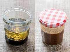 Como fazer vinagrete balsâmico