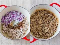 Como fazer pimentão de peru em uma panela