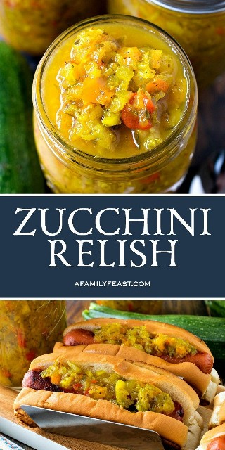Zucchini Seasoning: A Family Party