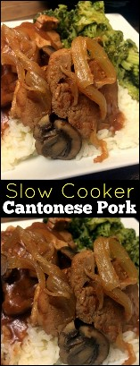 Carne de porco cantonesa cozida lentamente   Receitas latinas!