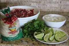 Experimente o Carne Asada Street Tacos para uma idéia rápida e saborosa. As tacos de carne assada estão cheias de sabor. Todo mundo vai adorar esta receita fácil de carne assada.