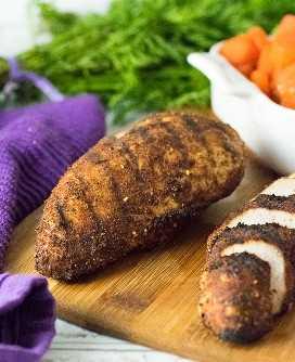 Receita de frango grelhado