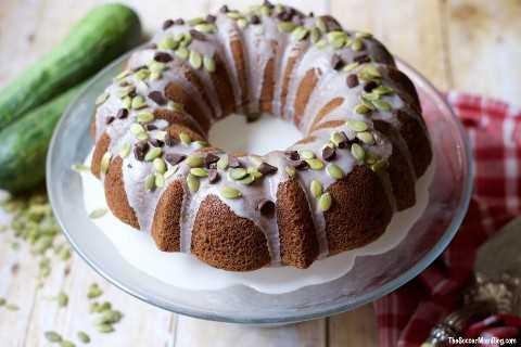 ¿Quién dijo que el pastel de calabacín tenía que ser aburrido? Este es mi nuevo favorito