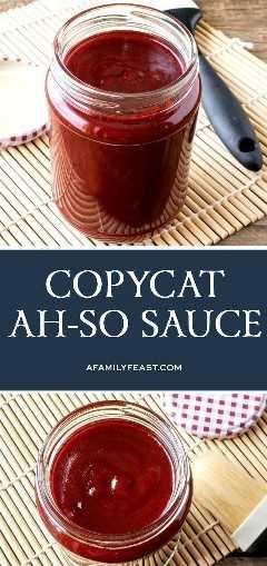 Copycat Ah-So Salsa