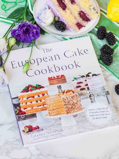 Libro de cocina de Tatyana Nesteruk