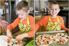 Pan-10 pizzas caseiras pessoais