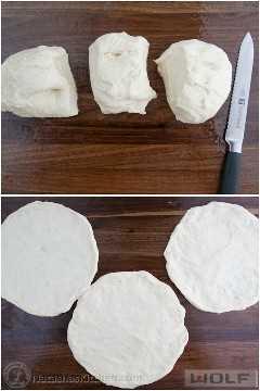 Pan-7 Pizzas caseiras pessoais