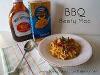 BBQ Beefy Mac