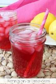 esta limonada de té de pasión starbucks es deliciosa