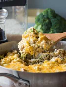 MEU DEUS! Este é realmente um dos melhores e mais fáceis jantares de frango na frigideira! Tão rápido e tão delicioso!