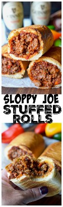 Joe Sloppy Rolos Recheados