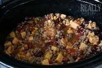 sopa de taco de cozinheiro lento