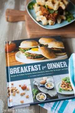 Café da manhã para o jantar
