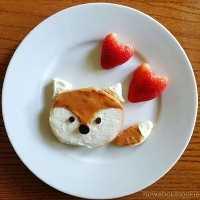 Mais de 50 almoços para crianças - Little Foxy