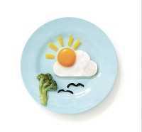 Mais de 50 almoços para crianças: Sunny Side Up