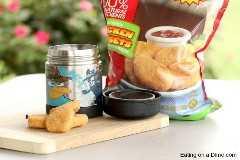 nuggets de pollo tyson en almuerzos escolares