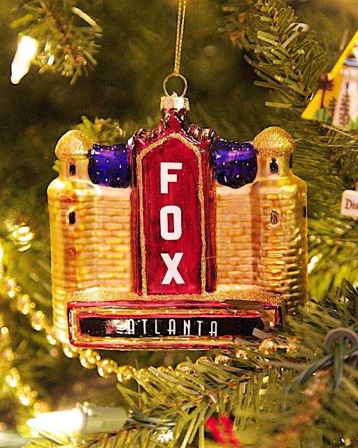 El ornamento del teatro Fox