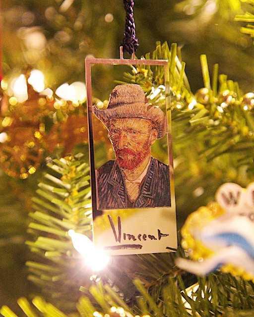 Marcador del Museo Van Gogh