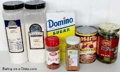 fritos frijoles salsa receta ingredientes
