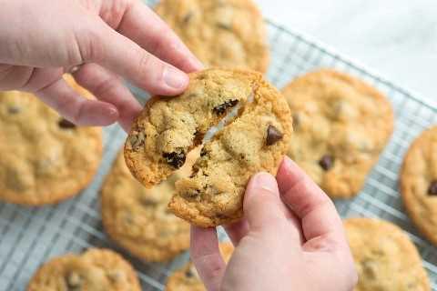 Como fazer os melhores biscoitos de chocolate em borracha
