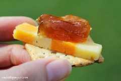 Cómo armar la fuente de queso perfecta