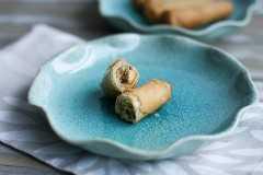 Rollos de huevo chino