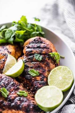 Escabeche de pollo a la mexicana